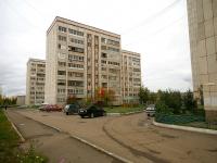 Альметьевск, улица Советская, дом 153Б. многоквартирный дом