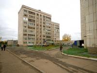 Альметьевск, улица Советская, дом 153В. многоквартирный дом
