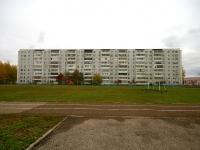 Альметьевск, улица Советская, дом 155. многоквартирный дом