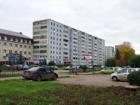 Альметьевск, улица Сулеймановой, дом 1. многоквартирный дом