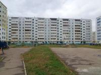 Альметьевск, улица Сулеймановой, дом 3. многоквартирный дом