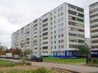 Альметьевск, улица Сулеймановой, дом 5. многоквартирный дом