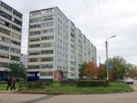 Альметьевск, улица Сулеймановой, дом 7. многоквартирный дом