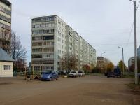 Альметьевск, улица Сулеймановой, дом 10. многоквартирный дом
