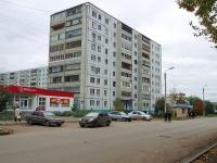 Альметьевск, улица Сулеймановой, дом 12. многоквартирный дом