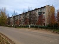 Альметьевск, улица Сулеймановой, дом 13. многоквартирный дом