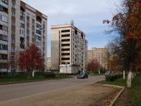 Альметьевск, улица Сулеймановой, дом 20. многоквартирный дом
