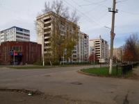 Альметьевск, улица Сулеймановой, дом 22. многоквартирный дом