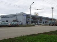 Альметьевск, улица Герцена, дом 1Б. автосалон