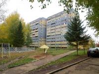 Альметьевск, улица Герцена, дом 70. многоквартирный дом