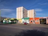 Альметьевск, улица Герцена, дом 80А. многоквартирный дом
