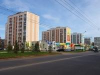 Альметьевск, улица Герцена, дом 80В. многоквартирный дом