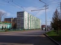 Альметьевск, улица Герцена, дом 82. многоквартирный дом