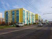 Альметьевск, улица Герцена, дом 88. многоквартирный дом