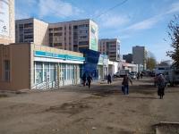 Альметьевск, улица Герцена, дом 94. жилой дом с магазином