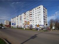 Альметьевск, улица Герцена, дом 96. многоквартирный дом