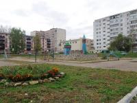 улица Герцена. спортивная площадка