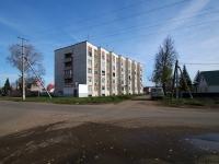 Альметьевск, улица 8 Марта, дом 2А. многоквартирный дом