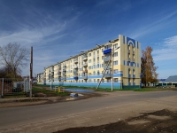 Альметьевск, улица 8 Марта, дом 2. многоквартирный дом
