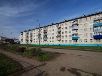 Альметьевск, улица 8 Марта, дом 4. многоквартирный дом