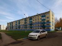 Альметьевск, улица 8 Марта, дом 9. многоквартирный дом
