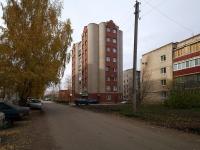 Альметьевск, улица 8 Марта, дом 12А. многоквартирный дом