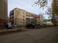 Альметьевск, улица 8 Марта, дом 12. многоквартирный дом