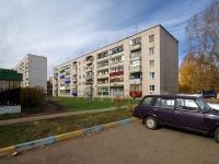 Альметьевск, улица 8 Марта, дом 13. многоквартирный дом