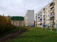 Альметьевск, улица 8 Марта, дом 15. многоквартирный дом