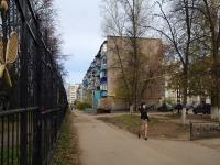 Альметьевск, улица 8 Марта, дом 18А. многоквартирный дом