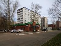 Альметьевск, улица 8 Марта, дом 18. многоквартирный дом