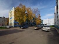 Альметьевск, улица Тельмана, дом 43. многоквартирный дом