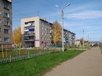Альметьевск, улица Тельмана, дом 45. многоквартирный дом