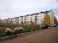 Альметьевск, улица Тельмана, дом 47. многоквартирный дом