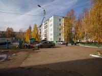 Альметьевск, улица Тельмана, дом 51. многоквартирный дом