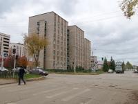 Альметьевск, улица Тельмана, дом 53. многоквартирный дом