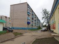 Альметьевск, улица Тельмана, дом 55. многоквартирный дом