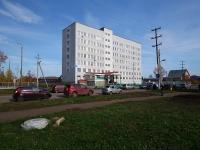 Альметьевск, улица Тельмана, дом 56А. поликлиника №20