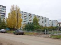 Альметьевск, улица Тельмана, дом 58А. многоквартирный дом
