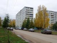 Альметьевск, улица Тельмана, дом 58. многоквартирный дом