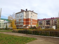 Альметьевск, улица Тельмана, дом 59А. многоквартирный дом