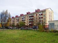 Альметьевск, улица Тельмана, дом 59. многоквартирный дом