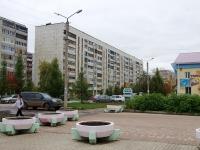 Альметьевск, улица Тельмана, дом 60. многоквартирный дом