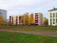 Альметьевск, улица Тельмана, дом 61А. многоквартирный дом