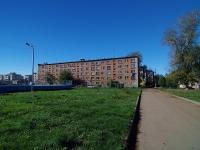 Альметьевск, улица Чапаева, дом 3. многоквартирный дом