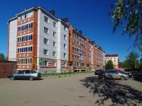 Альметьевск, улица Чапаева, дом 4А. многоквартирный дом