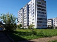 Альметьевск, улица Чапаева, дом 5. многоквартирный дом