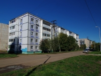Альметьевск, улица Чапаева, дом 6. многоквартирный дом