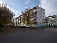 Альметьевск, улица Девонская, дом 93. многоквартирный дом