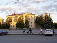 Almetyevsk, st Gagarin, house 4. Apartment house